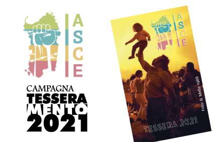 ASCE Campagna tesseramento 2021